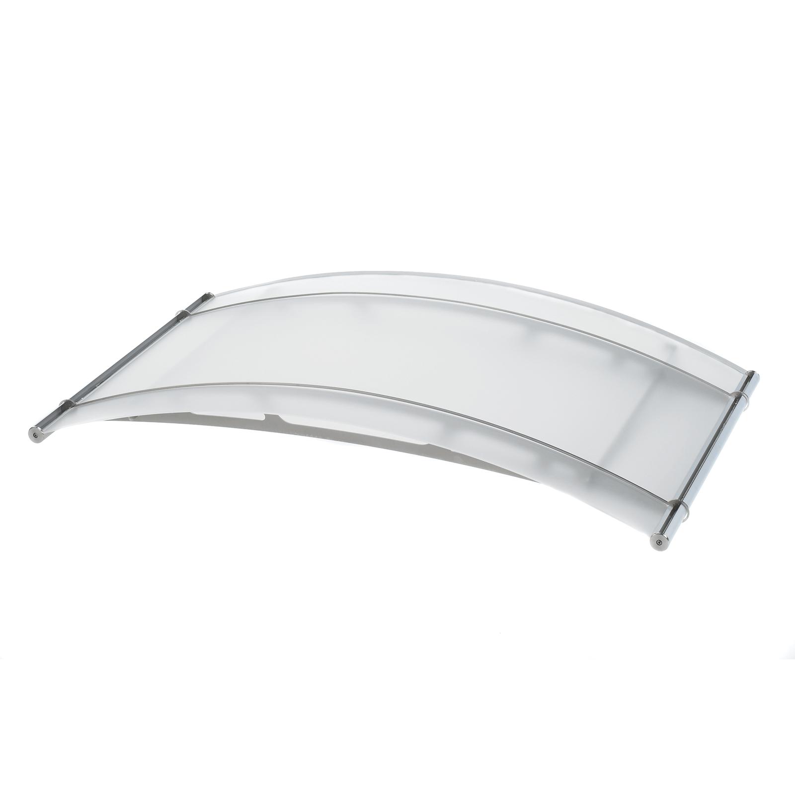 Rundbogenvordächer: diese Dächer runden Ihre Fassade ab