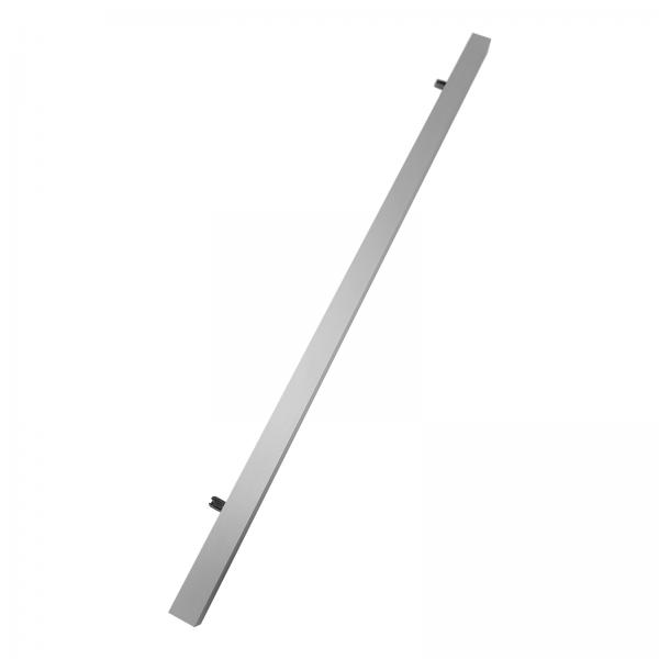 Stabgriff für Holzschiebetüren, Aluminium, 400mm