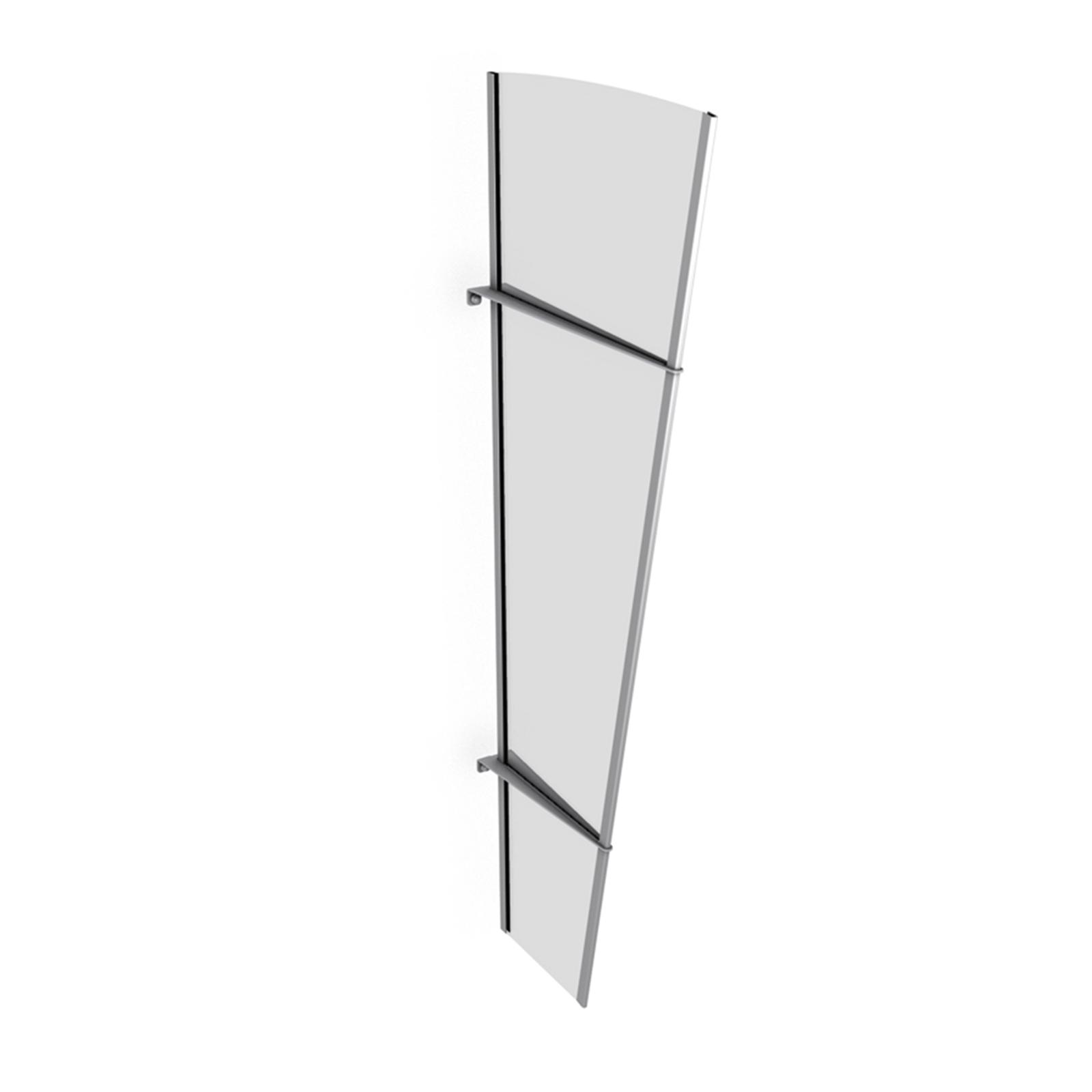 Seitenteile und mehr für Ihr Vordach