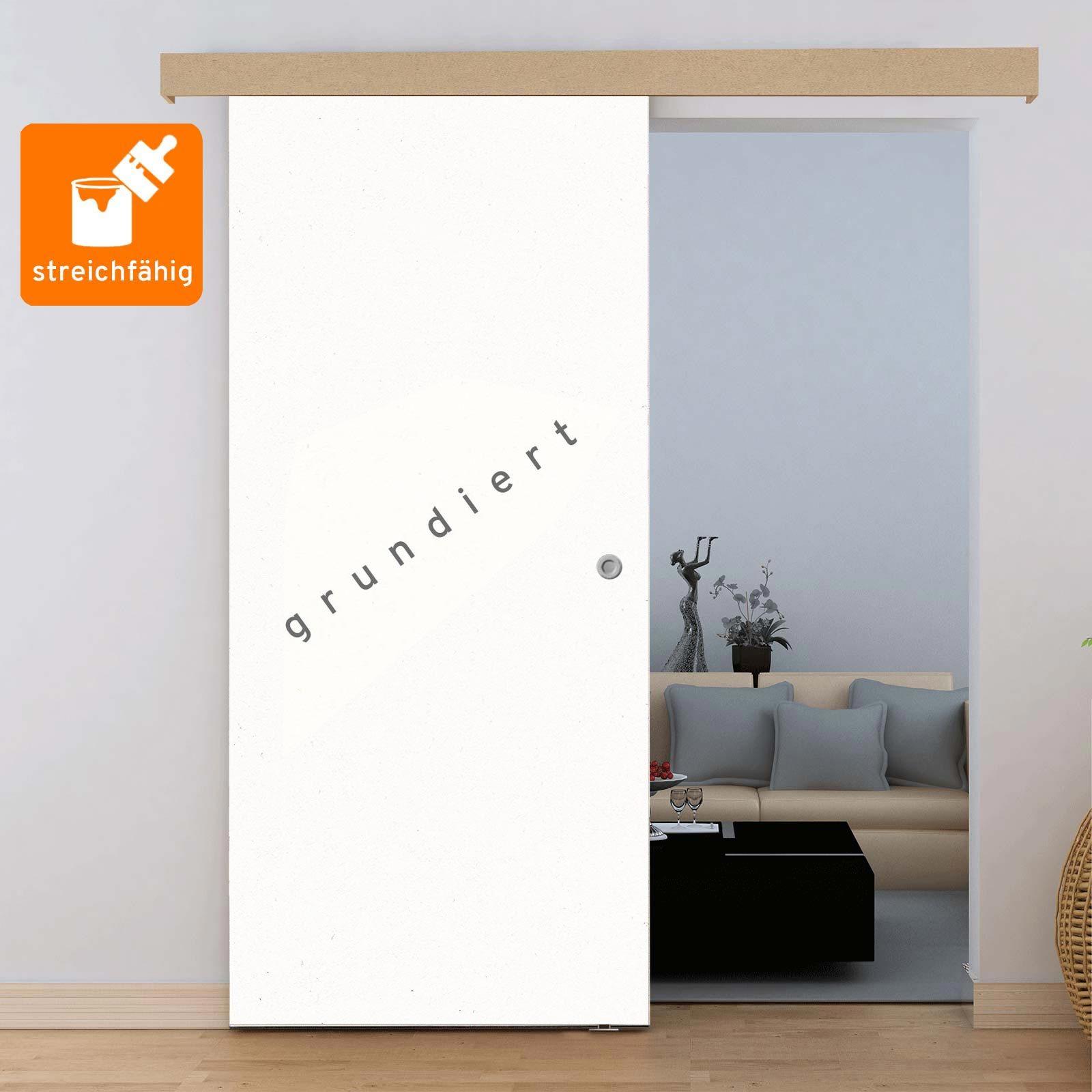 holzschiebet r streichf hig 900x2065mm schiebet ren profi. Black Bedroom Furniture Sets. Home Design Ideas