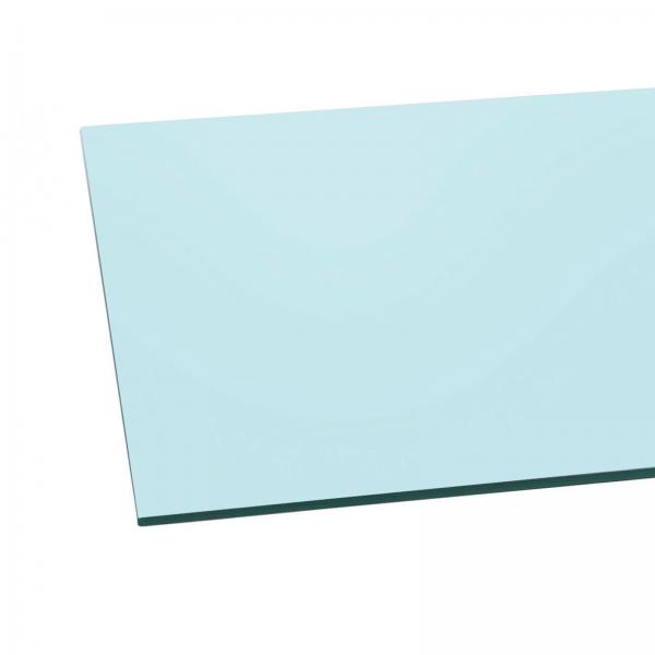 Acrylglasplatte blau satiniert 1900 x 905 x 4 mm