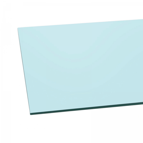 Acrylglasplatte blau satiniert 1500 x 905 x 4 mm