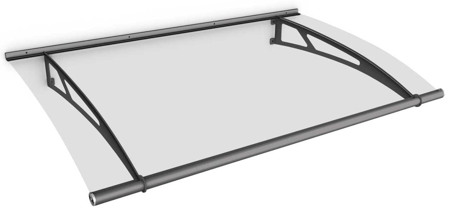 lt line pultbogenvordach 1500x950 mm schiebet ren profi. Black Bedroom Furniture Sets. Home Design Ideas